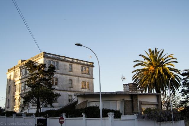 Inaugurado en 1935 el centro quirúrgico, situado en ciudad jardín, pertenecía a la familia Ponte Ferreiro.
