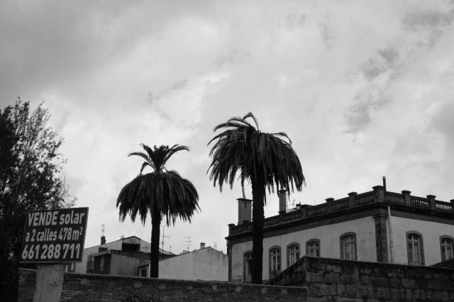 La construcción del Hogar San Rafael comienza en 1935 con la fundación que los hermanos de San Juan de Dios realizan en unos terrenos en Coia.