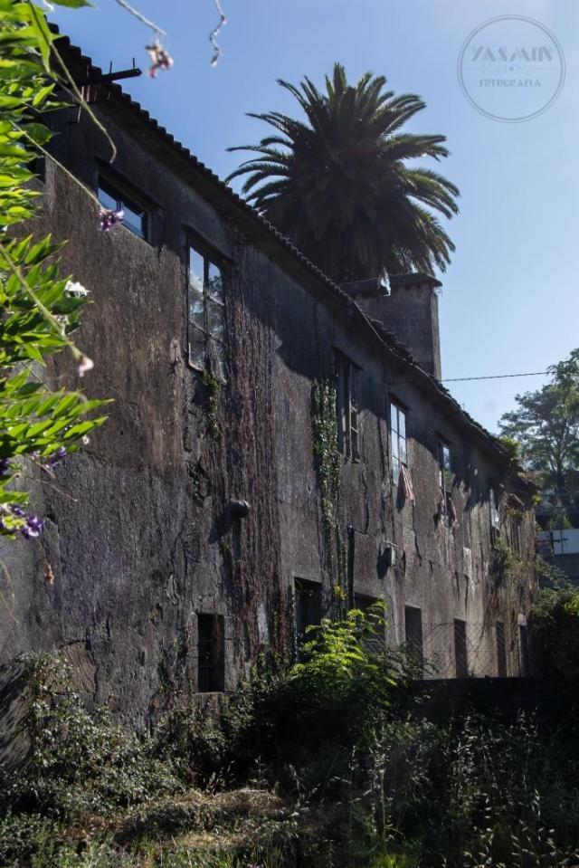 En 1929 se ponía en marcha en Iria Flavia una de las industrias más modernas de Galicia.