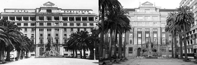 Morriña de Cuba: A Coruña a través de sus palmeras