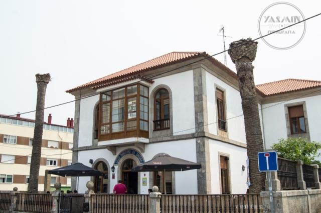 Fundada a principios del siglo XX el Liceo es la sociedad laica más antigua de la villa de Baiona, cuya pertenencia estaba vedada al género femenino.