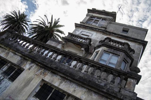 ) Esta llamativa villa de la Ciudad Jardín fue una de las primeras que se levantaron en la misma, a lo largo de la avenida de La Habana.