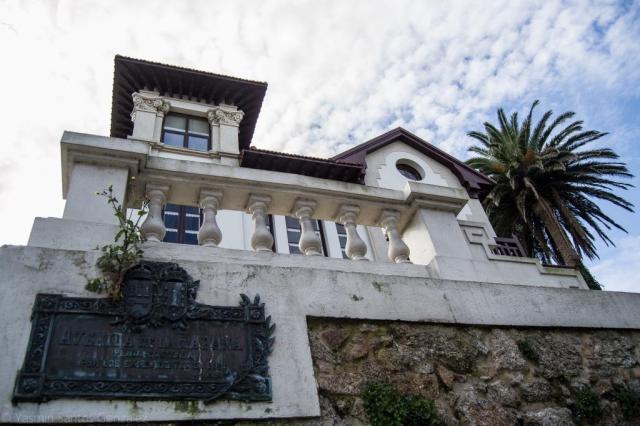 Vivienda promovida por la familia Allones, vinculada a la producción de tabaco cubano, se ubica en plena Ciudad Jardín.