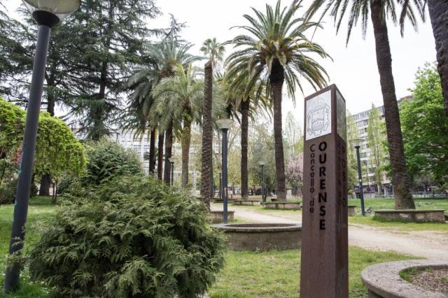 El origen de este espacio en su actual configuración se remonta a mediados del siglo XIX, cuando profesores del vecino instituto de segunda enseñanza deciden colaborar en la creación de un jardín botánico.